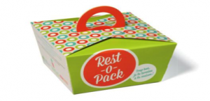 Doggy Bag Rest-o-Pack